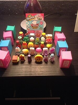 Shopkins season 6 bundle of 30 with no duplicates