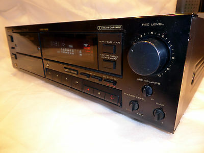 Pioneer CT-656 MK11 3 Head, Dolby HX PRO Single Cassette Deck.Made In Japan.
