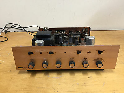 Harman kardon Trio A224 tube Amp working