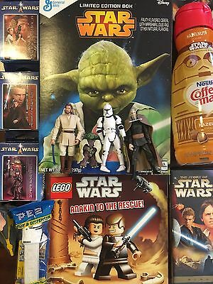 Star Wars: ATTACK OF THE CLONES Exclusive Collection LARGE LOT Set