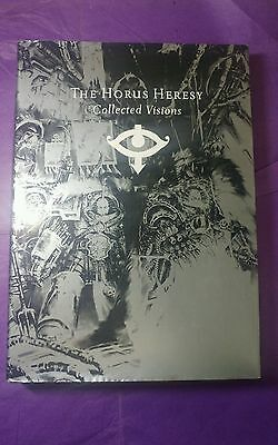 Games Workshop Citadel Warhammer 40,000 40K The Horus Heresy Collected Visions