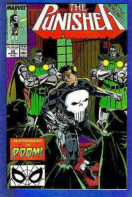 THE PUNISHER # 28   Marvel Comics 1989  (vf-) Acts Of Vengeance!