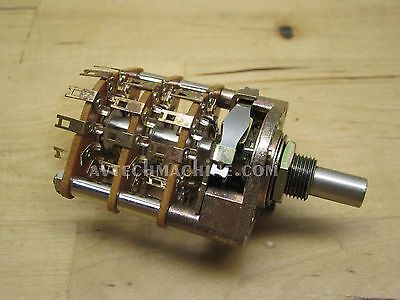 Tosoku Rotary Switch 3 Deck 11 Position