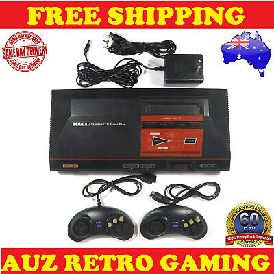 Sega Master System I Console Pack With WARRANTY