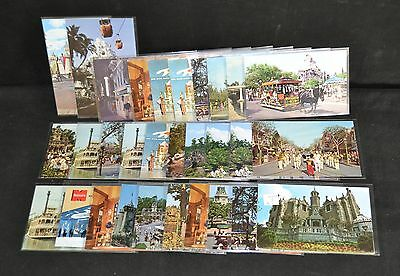 ThriftCHI ~ Collectible Post Cards Disneyland Disney World #3 (30)