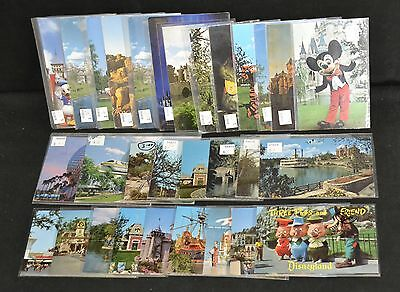 ThriftCHI ~ Collectible Post Cards Disneyland Disney World #6 (30)