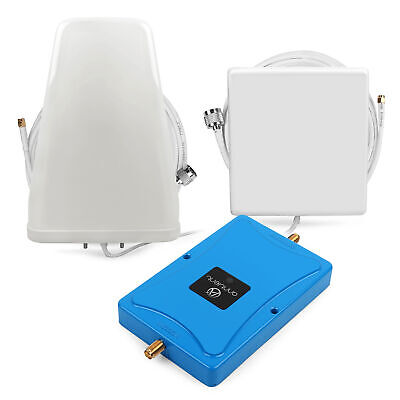 850/1900MHz Signal Repeater Kit for 3G 4G 850/1900MHz Frequency User Booster New