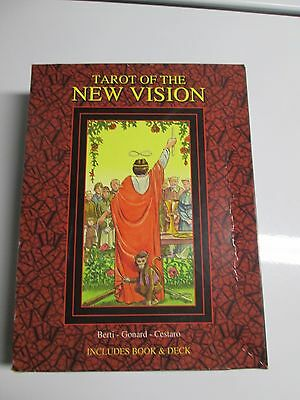 Tarot of the New Vision Book & Deck