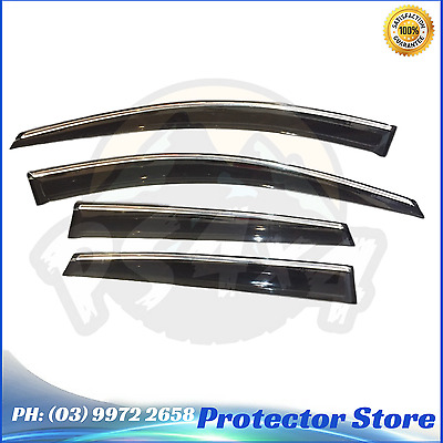 Superior Weathershields for Holden Captiva 5 & 7 2006-2016 Window Visors