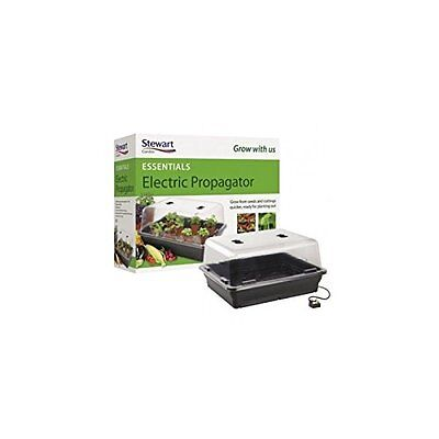 Electric Plant Seed Propagator Stewart Essentials Heated Grow Large - 52 cm