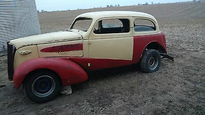1937 Chevrolet Other  1937 chevy project roller 350/4L60e 15x7 rallys