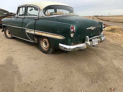 1953 Chevrolet Bel Air/150/210  1953 Chevy Bel Air Runs and drives!!