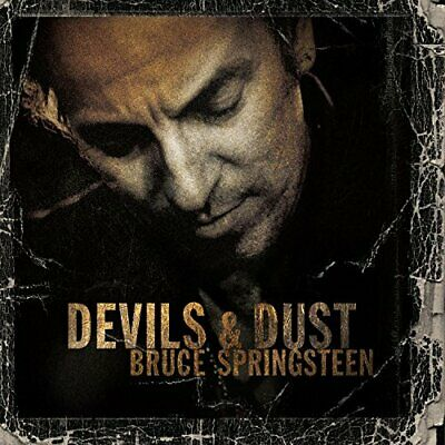 Bruce Springsteen - Devils & Dust - Bruce Springsteen CD HSVG The Cheap Fast The