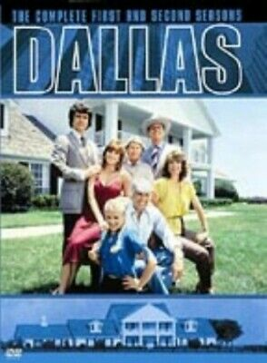 Dallas: The Complete Season 1 and 2 [DVD] [1978] - DVD  WGVG The Cheap Fast Free