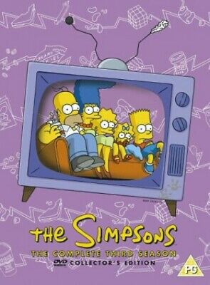 The Simpsons: Complete Season 3 [DVD] - DVD  6JVG The Cheap Fast Free Post