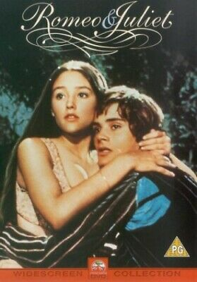 Romeo And Juliet [DVD] [1968] - DVD  NNVG The Cheap Fast Free Post