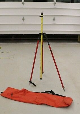 Seco Survey Tripod With Rod In Bag 5125
