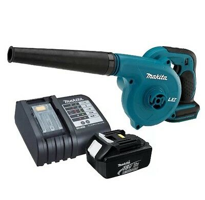 Makita 18V LXT® Lithium-Ion Cordless Blower DUB182Z +Charger +BL1830 Battery