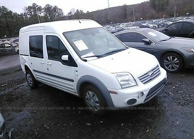 2012 Ford Transit Connect XLT 2012 XLT Used 2L I4 16V Automatic FWD Wagon