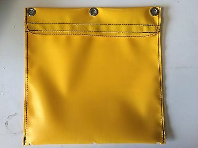 Forklift Truck Tractor Machinery Log Book Pouch