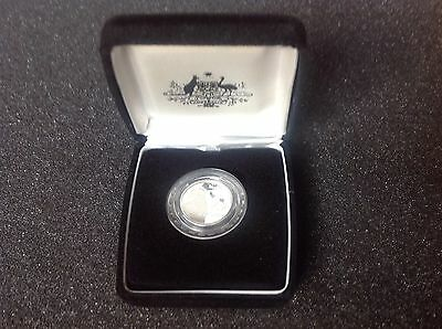 1988 Royal Australian Mint Proof Silver Two Dollar Coin