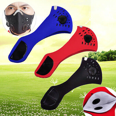 PM 2 5 GAS Protection Filter Respirator Dust Mask Head Cycling Protection  Head