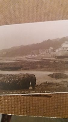 "LOT.165. ""  ON THE FORESHORE, LYME REGIS. No. 8079 "". POSTED ????"