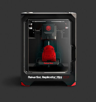 New MakerBot Replicator Mini 3D Printer MP05925