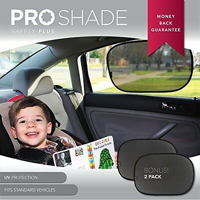 Pro Shade Baby Static Cling Sun Shade for Car (2 Pack)