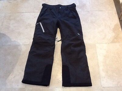 Helly Hansen Helly Tech Girls Ski Pants Trousers Salopettes Height 140
