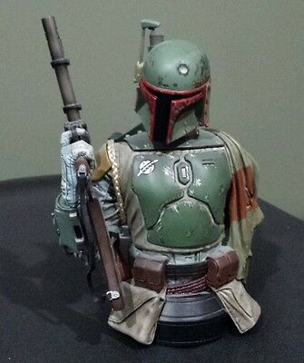 Gentle Giant Star Wars Boba Fett Mini Bust