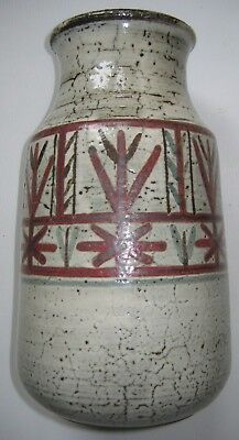 Grand Vase Gustave Reynaud le Murier Vallauris 50 60