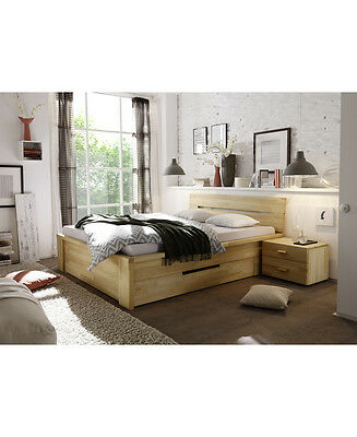 himmelbett bett doppelbett antik stil massivholz nussbaum farbton hell 6159 eur. Black Bedroom Furniture Sets. Home Design Ideas