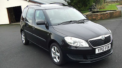 2012 12 Skoda Roomster 1.6 TDI CR (105bhp)  SE PLUS Manual