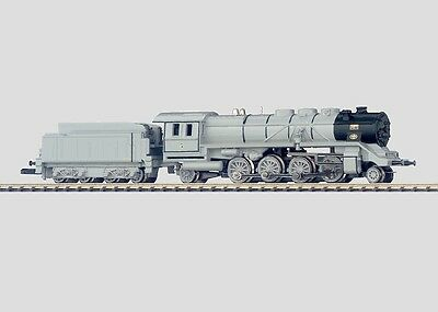 Marklin Z Gauge 88091 KPEV Passenger Locomotive in Photo Grey