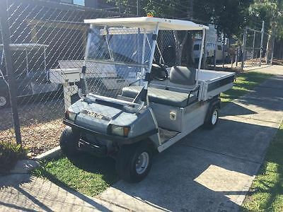 club car utility buggy golf buggy carry all