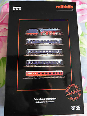 Z - Marklin 8135 Dompfeil Express Train Set ( New in original box)