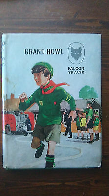 Grand Howl by Falcon Travis
