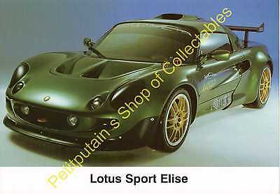 Lotus Sport Elise (Uk) Early Issue  (Bs3R)