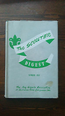The Scouter Digest, Number One