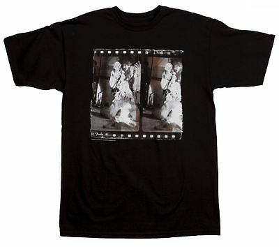 Fender T-Shirt - Hendrix Monterey in Black