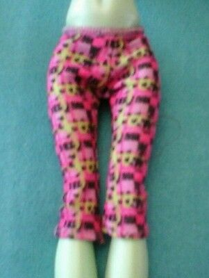 Monster High Wave One Venus Dolls  Trousers Vg Used Condition