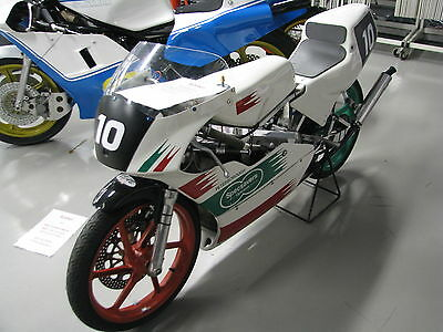 Honda RS125R 1990 125cc 2-Stroke production Racer (JvH)