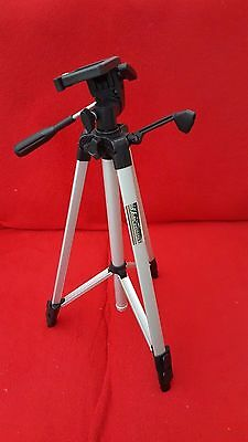 """WT-330A 53"""" Aluminum Video Camera Camcorder Tripod Stand for Canon Nikon Sony"""