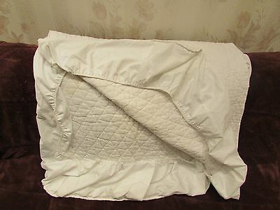 IKEA Crib Size Fitted Mattress Cover Protector Baby Toddler