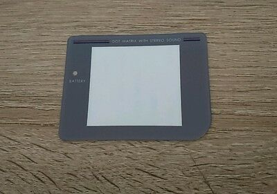 Nintendo Game Boy Original DMG-01 Screen Facia Replacement Lens BRAND NEW