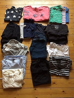 Huge Maternity/Breastfeeding Clothes Bundle Size 12 NEXT ASOS H&M