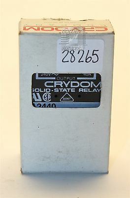 Crydom A2440 Solid State Relay 240V 40A
