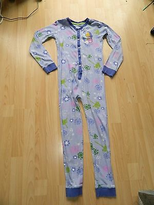 Disney Store Girls 9-10 Years Tinkerbell Lilac Flower Tinkerbell Onesie