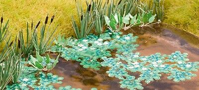 Noch 14114 Water Lilies 1:87 H0 suberb detail